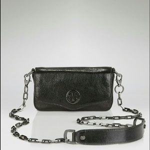 New Tory Burch Classic Mini Bag Black